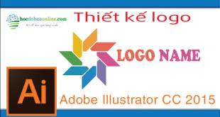 vẽ logo bằng AI